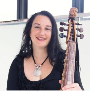 Artistiek leider Marit Broekroelofs