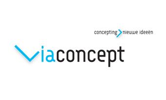 logo Viaconcept - concepting > nieuwe ideeën